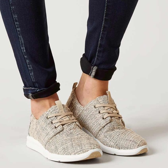 Toms Shoes | Tomsneutral Tweed Sneaker